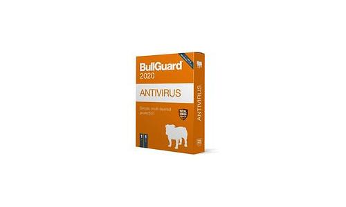 BullGuard Antivirus 2020 1-year 1-device