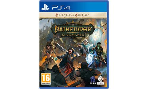 Pathfinder Kingmaker Definitive Edition (PlayStation 4)