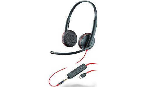 Poly Blackwire C3225 USB-C Black