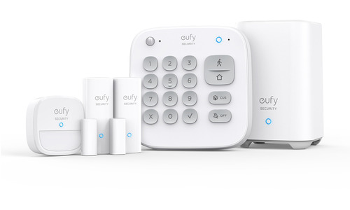 Anker Eufy Security Alarm 5 Piece Kits