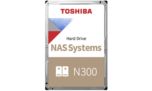 Toshiba N300 NAS 6TB (HDWG160EZSTA)