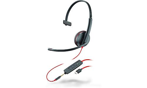 Poly Blackwire C3215 USB-C Black