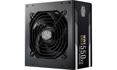 Cooler Master MWE Gold 550 V2