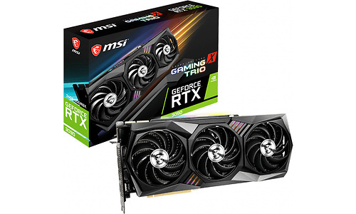 MSI GeForce RTX 3090 Gaming X Trio 24GB
