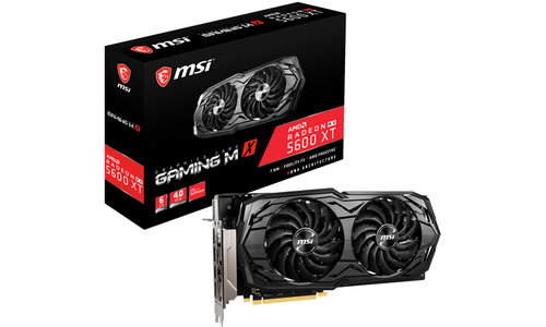 MSI Radeon RX 5600 XT Gaming MX 6GB