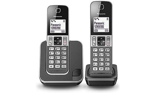 Panasonic KX-TGD312NLG Duo Grey