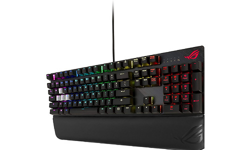Asus RoG Strix Scope Deluxe Gaming Cherry MX-Red Black (US)