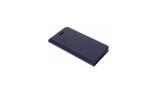 Selencia Dux Ducis Slim Softcase Booktype iPhone 8 / 7 Blue / Blue