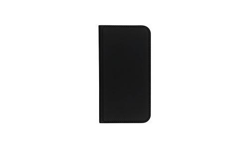 Selencia Dux Ducis Slim Softcase Booktype iPhone SE (2020) / 8 / 7 Cover Black