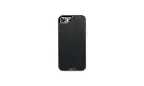 Selencia Mous Limitless 2.0 Case iPhone SE (2020) / 8 / 7 / 6(s) Leather Black / Black