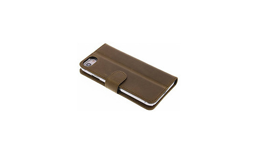 Valenta Book Case Classic Luxe Vintage Brown iPhone SE 2020/8/7