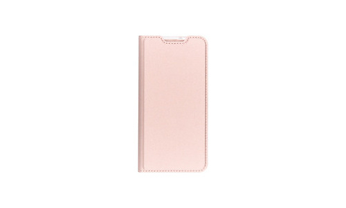 Samsung Dux Ducis Slim Softcase Booktype Samsung Galaxy A40 Rosé Gold Rosé Gold / Rosé Gold