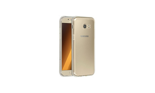 Samsung Accezz Clear Backcover Samsung Galaxy A5 2017 Cover Transparent