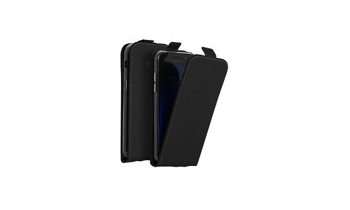 Samsung Accezz Flipcase Samsung Galaxy A5 2017 Black / Black