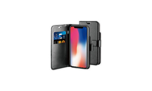 BeHello iPhone 11 Pro Gel Wallet Case Black