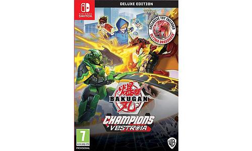 Bakugan: Champions Of Vestroia Deluxe Edition (Nintendo Switch)