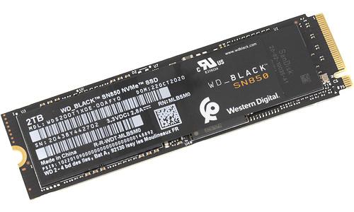 Western Digital WD Black SN850 2TB