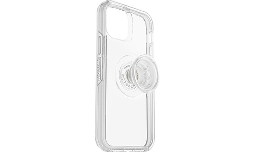 Otterbox Otter + Pop Symmetry Apple iPhone 12 / 12 Pro Back Cover Transparent