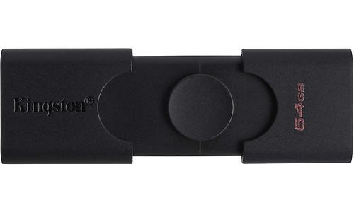 Kingston DataTraveler Duo 64GB Black