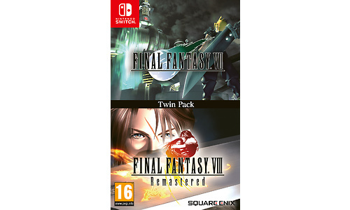 Final Fantasy VII & Final Fantasy VIII Remastered (Nintendo Switch)