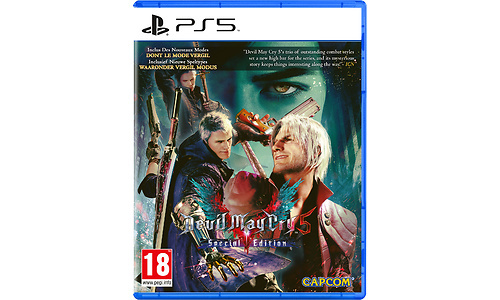 Devil May Cry 5 Special Edition (PlayStation 5)