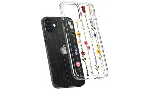 Spigen Ciel by Cyrill Cecile Apple iPhone 12 Mini Cover Flower Garden