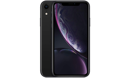 Apple iPhone XR 64GB Black (USB-C cable)