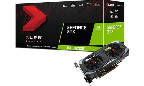 PNY GeForce GTX1660 Super Overclocked Gaming 6GB