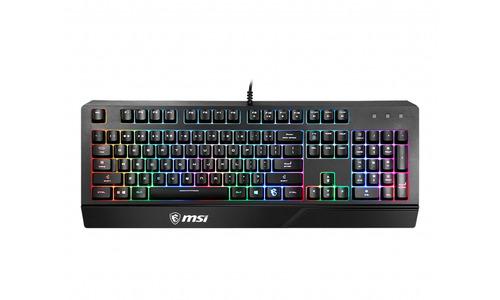 MSI Vigor GK20 RGB Black (US)