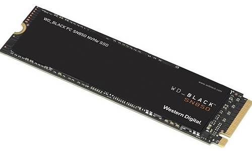 Western Digital WD Black SN850 500GB (M.2 2280)
