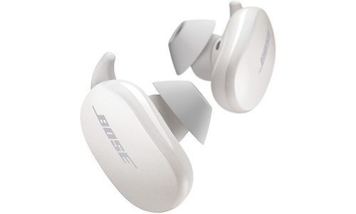 Bose QuietComfort Earbuds White
