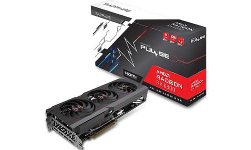 Sapphire Radeon RX 6800 Pulse OC Gaming 16GB
