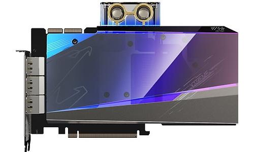 Gigabyte Aorus GeForce RTX 3090 Xtreme WaterForce WB 24GB