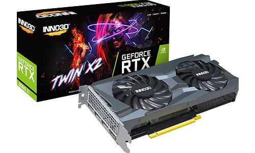 Inno3D GeForce RTX 3060 Ti Twin X2 8GB