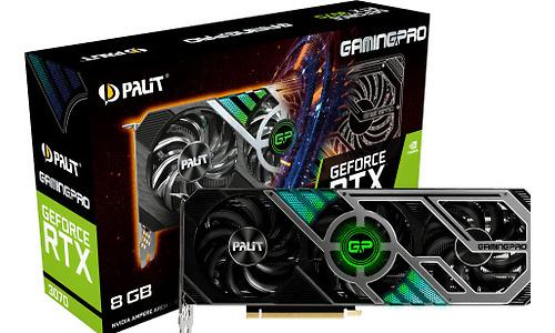 Palit GeForce RTX 3070 GamingPro 8GB