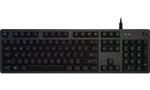 Logitech G512 Carbon GX-Brown Tactile Black (US)