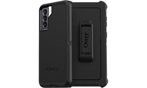 Otterbox Defender Series Samsung Galaxy S21 Plus Cover Black