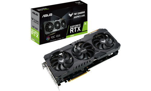 Asus TUF Gaming GeForce RTX 3060 OC 12GB