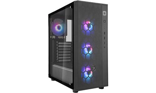 SilverStone Fara R1 Pro RGB Window Black