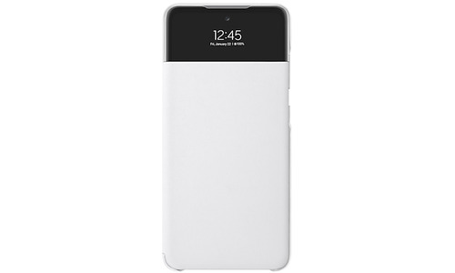 Samsung Galaxy A52 Smart S View Book Case White