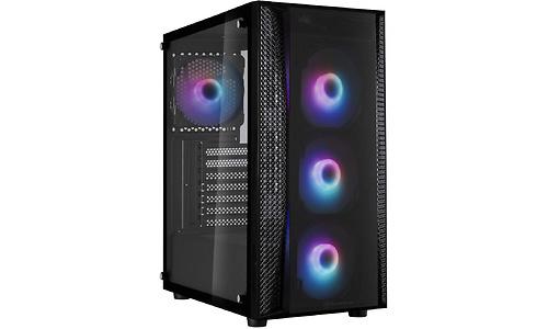 SilverStone Fara B1 Pro aRGB Window Black