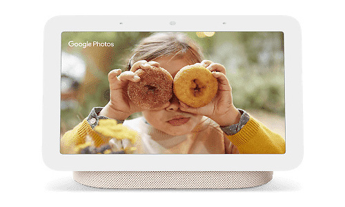 Google Nest Hub 2 White