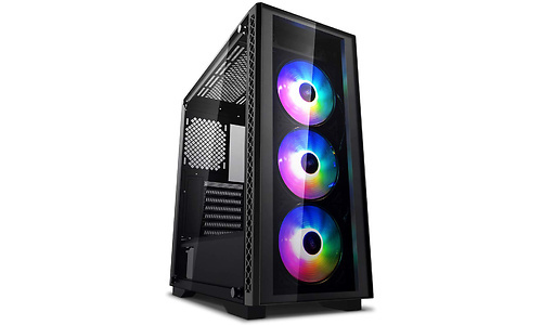 DeepCool Matrexx 50 V3 Add-RGB 3F Window Black