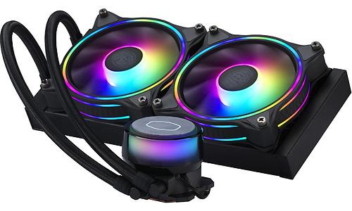 Cooler Master MasterLiquid ML240L Illusion aRGB 240mm Black