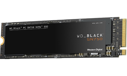 Western Digital WD Black SN750 250GB (M.2 2280)