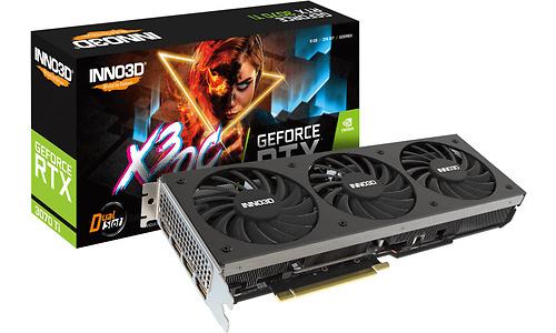 Inno3D GeForce RTX 3070 Ti X3 OC 8GB