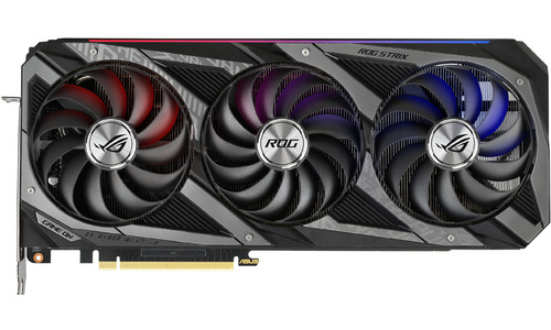 Asus RoG Strix GeForce RTX 3080 Ti Gaming OC 12GB