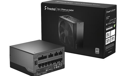 Fractal Design Ion+ 2 560W Platinum
