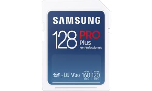 Samsung Pro Plus SDXC UHS-I U3 128GB