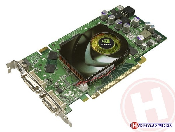 Nvidia GeForce 7950 GT